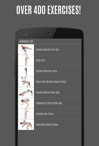 Gymster - screenshot