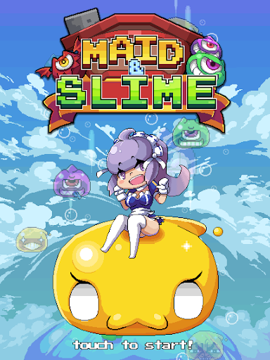Maid & Slime - screenshot