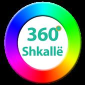360 Shkalle
