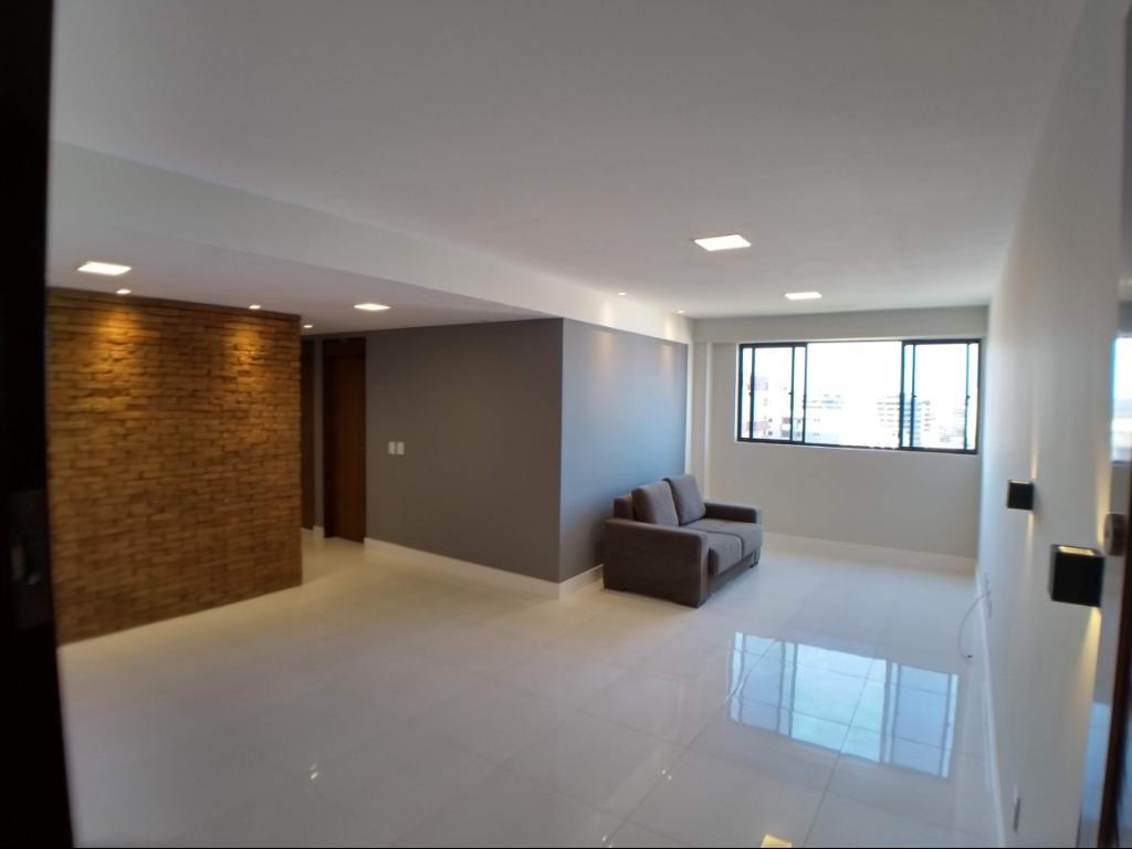 Apartamento com 3 dormitórios à venda, 97 m² por R$ 320.000,00 - Intermares - Cabedelo/PB