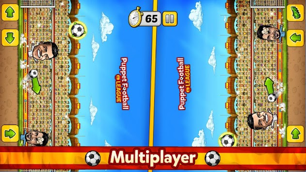 Puppet Football Spain CCG/TCG APK screenshot thumbnail 7