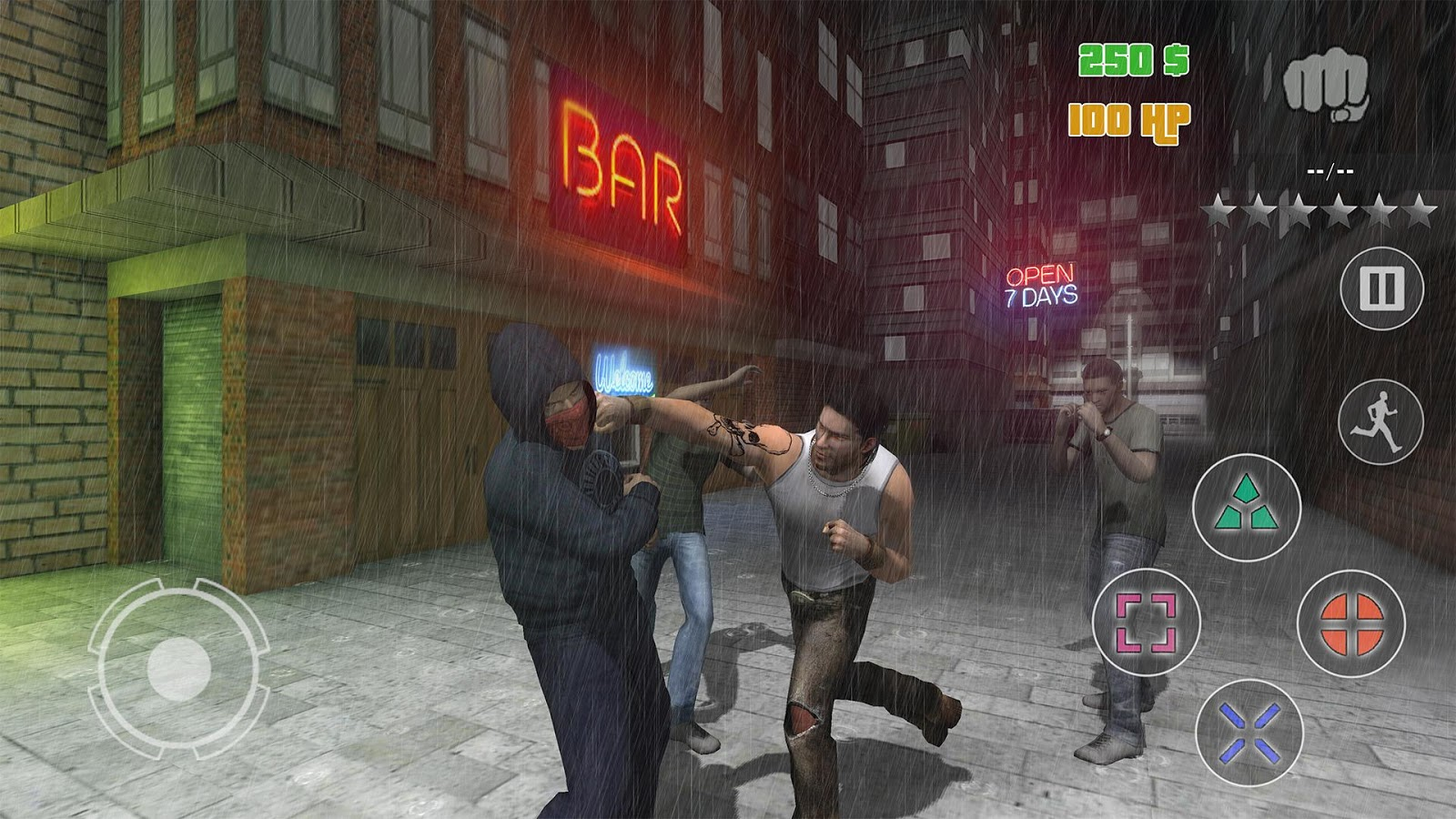 Clash of Crime Mad City War Screenshot 2