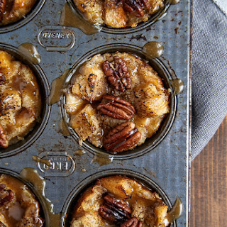 Mini Bread Puddings