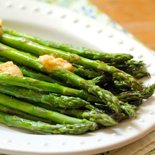 Ginger Roasted Asparagus Recipes