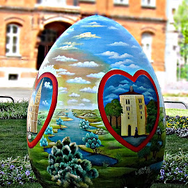 The Joy Of Easter  by Marija Jilek - Public Holidays Easter