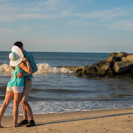 summer love by Teena Emerson - People Couples (  )