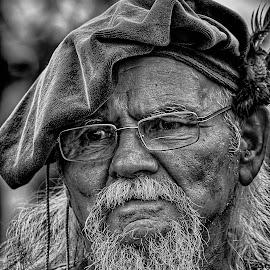 Mr  by Dragan Rakocevic - People Portraits of Men