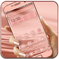 App Rose Gold Silk Theme apk for kindle fire