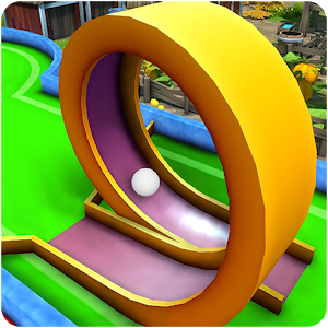Cover art Mini Golf Cartoon Forest