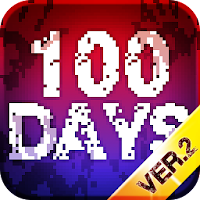 100 DAYS - Zombie Survival For PC (Windows And Mac)