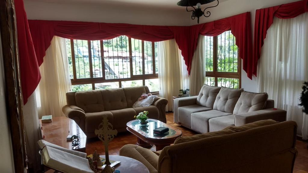 Casa para alugar em Teresópolis, Quinta da Barra