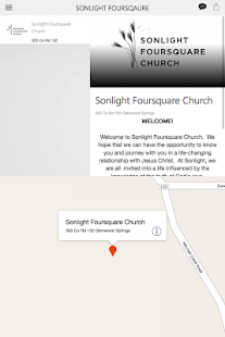 Sonlight Foursquare - screenshot
