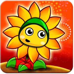 Download free Flower Zombie War for PC on Windows and Mac