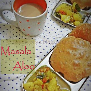 Aloo Masala Recipes