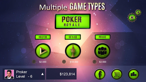 🃏 Royale Holdem Poker Live 🃏 - screenshot