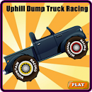 Uphill Dump Truck Racing icon