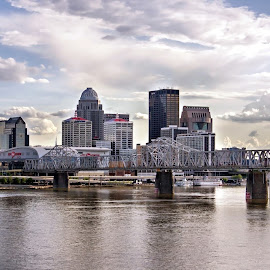 Bridge view  by William McCraney - Buildings & Architecture Bridges & Suspended Structures