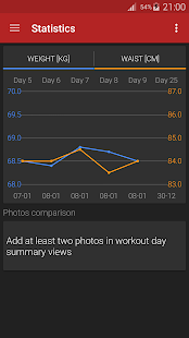 Abs workout PRO Screenshot