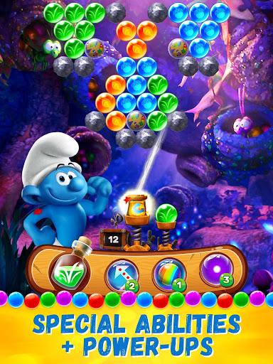Smurfs Bubble Shooter Story screenshot 12