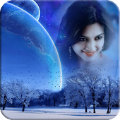 App Nature Photo Frame APK for Kindle