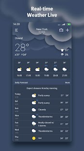 Weather Forecast - Live Weather & Radar & Widget for pc