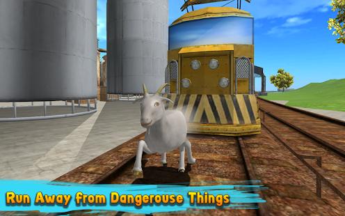 Goat Rampage Simulator 3D APK for Bluestacks