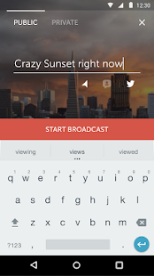 Periscope - Live-Video Screenshot