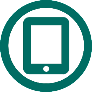 Tablet for WhatsApp Icon
