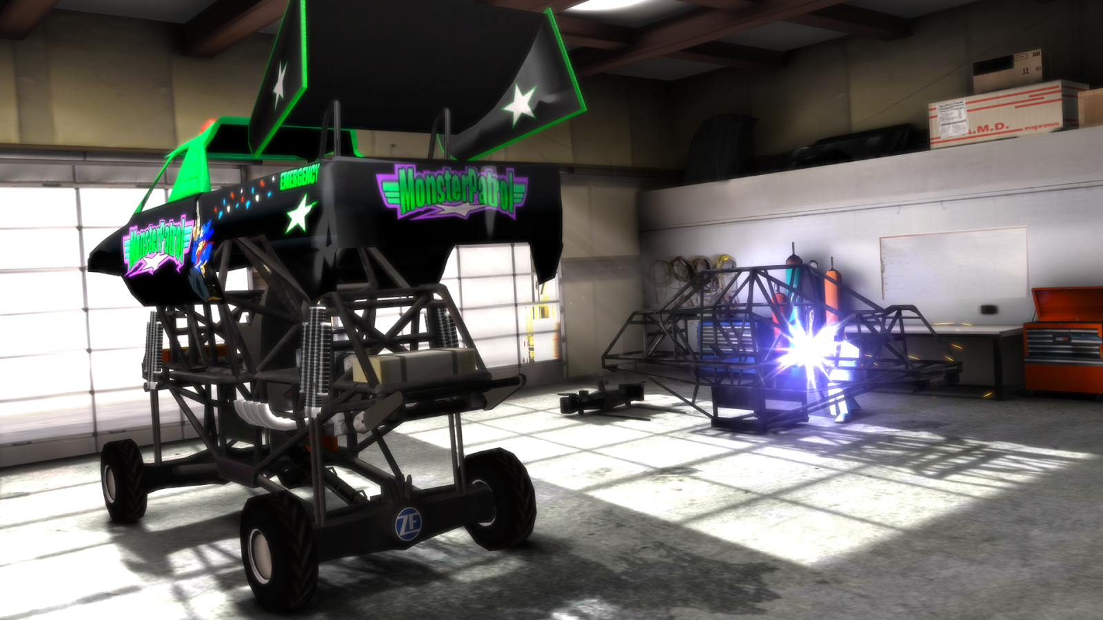Monster Truck Destruction™ Screenshot 4