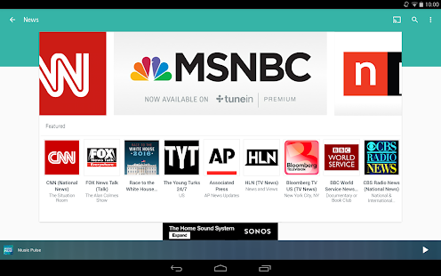 Free TuneIn Radio - Radio & Music APK for Windows 8
