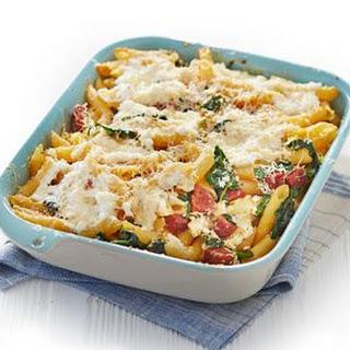 Spinach Ricotta Pasta Bake Recipes