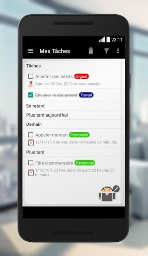 AndroMinder: To Do List, Tasks APK