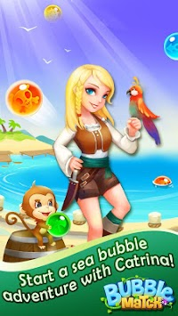 Bubble Match:  Bubble Shooter APK screenshot thumbnail 1