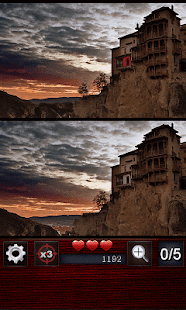 Game Find Differences HD Collection APK for Kindle