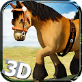 Free Download Wild Horse Simulator- 3D Run APK for Blackberry