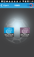 Screenshot of Boxerligaerne