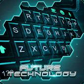 Neon Glow Dynamic Keyboard Theme