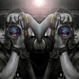 Me too by Kriswanto Ginting's - Digital Art People ( nikonshooter, nikkor, kriswantoginting, nikon d, nikon gear, nikond3100, nikon )