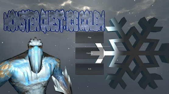 Monster Quest Ice Golem - screenshot