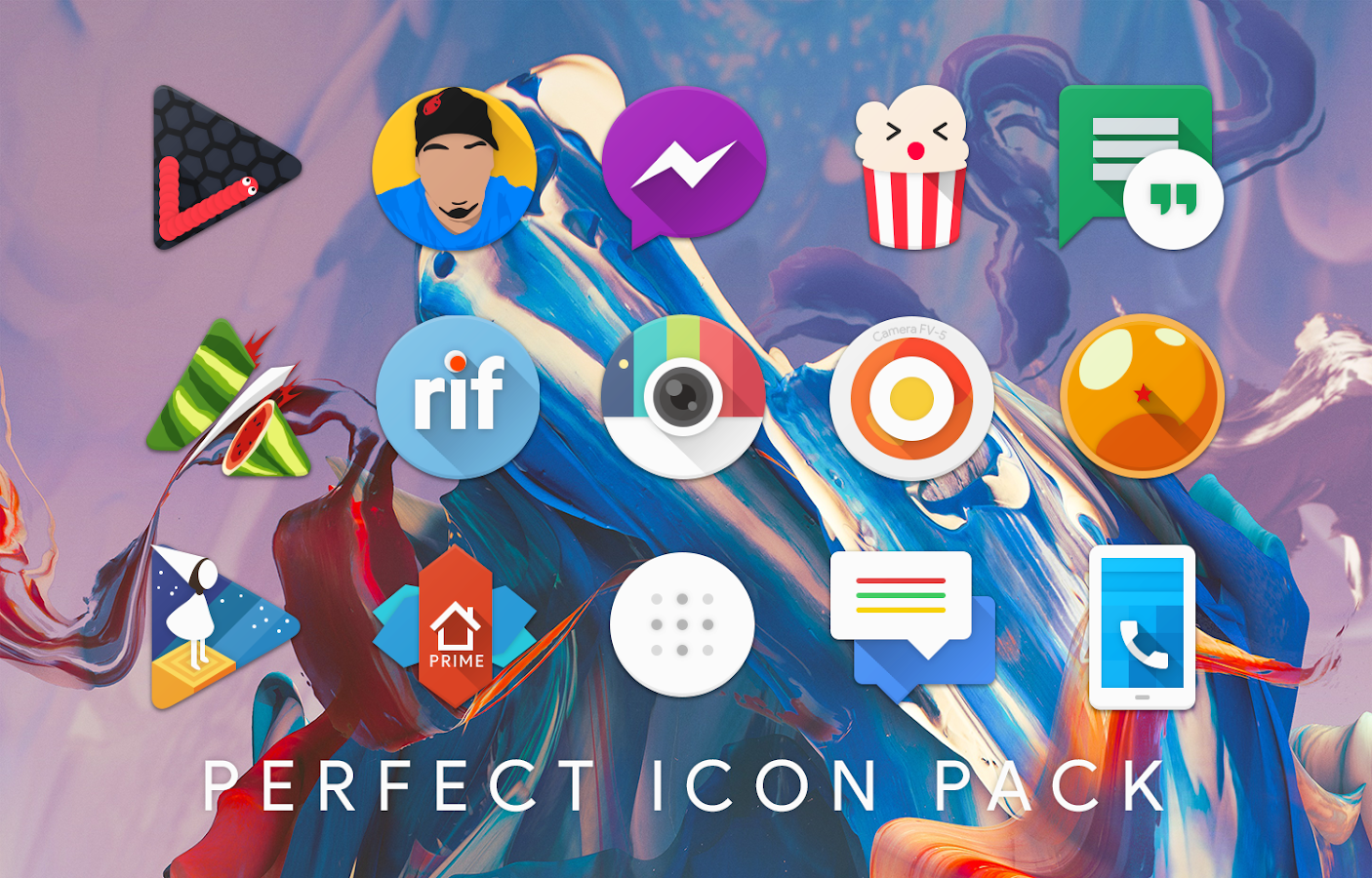 Perfect Icon Pack Screenshot 5