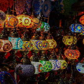 Arabic Lamps  by Rosaline Baylosis - Novices Only Objects & Still Life ( #lamps, #light, #mydubai, #oldsouk, #photography )