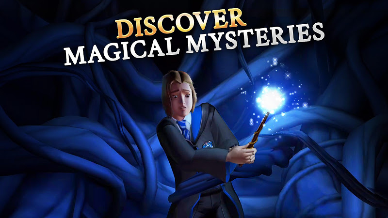 Harry Potter: Hogwarts Mystery Screenshot 3