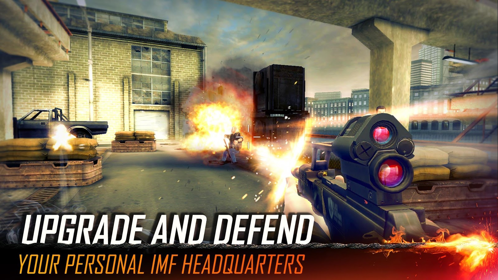 Mission Impossible RogueNation Screenshot 10