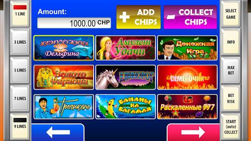 Dolphin club - screenshot