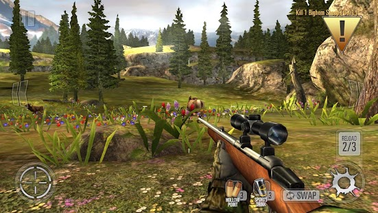 DEER HUNTER 2014 apk screenshot