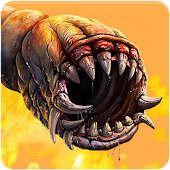 Death Worm Free APK for Bluestacks