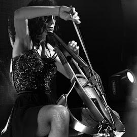 by Miranda Legović - People Musicians & Entertainers (  )