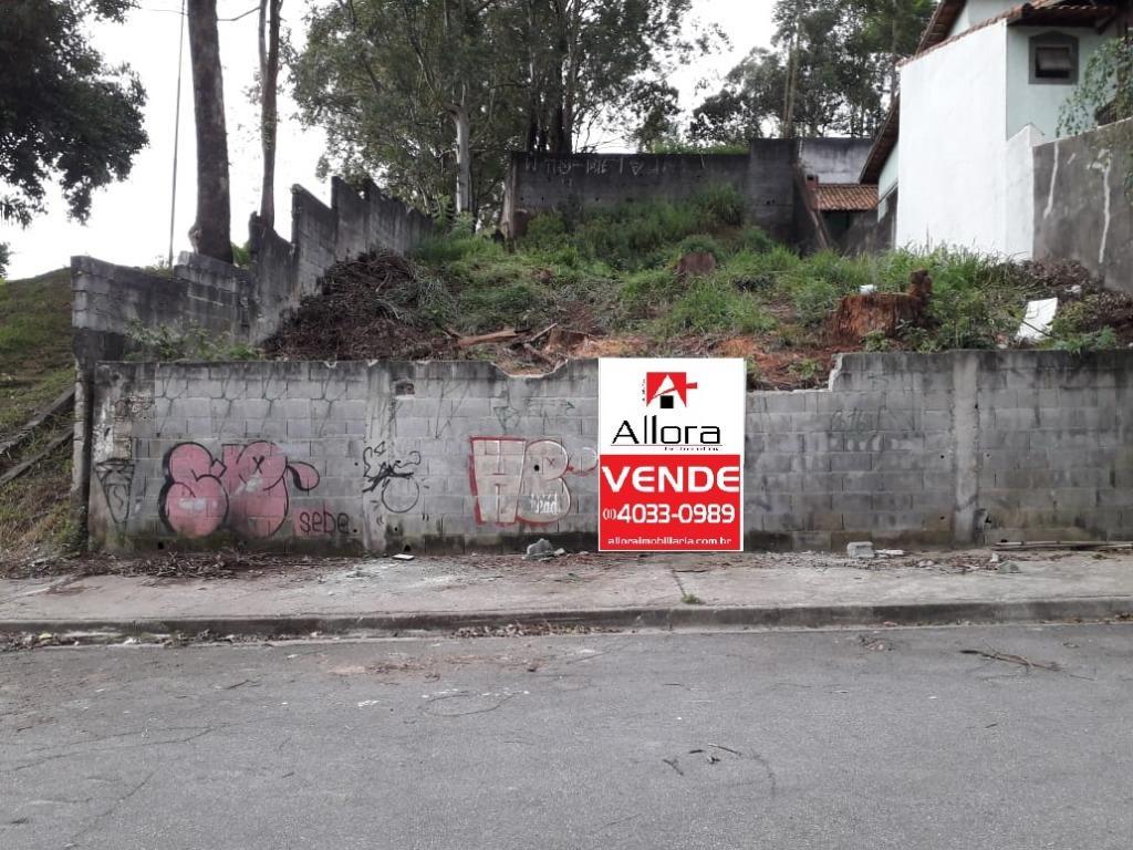 Terreno à venda, 338 m² por R$ 300.000 - Jardim Rosa de Franca - Guarulhos/SP