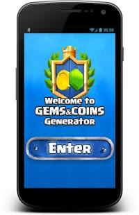 App Gems Clash Royale SIMULATOR apk for kindle fire
