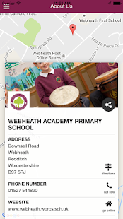 Webheath Academy PrimarySchool - screenshot